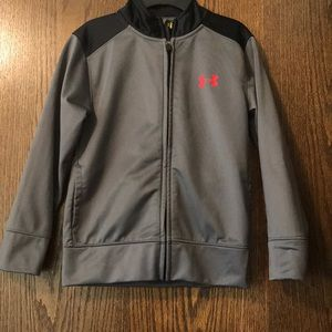 5/$30 Under Armour Boys 5 Zip-up Sweater
